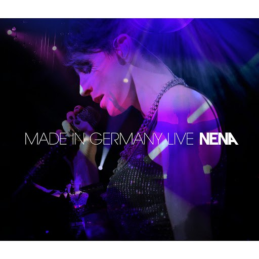 Nena альбом Made in Germany Live