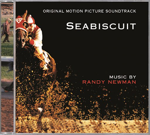 Randy Newman альбом Seabiscuit