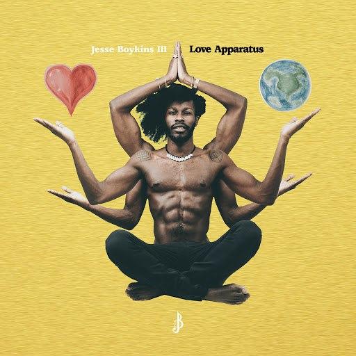 Jesse Boykins III альбом Love Apparatus (Deluxe Edition)