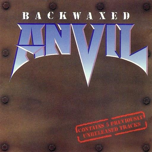 Anvil альбом Backwaxed