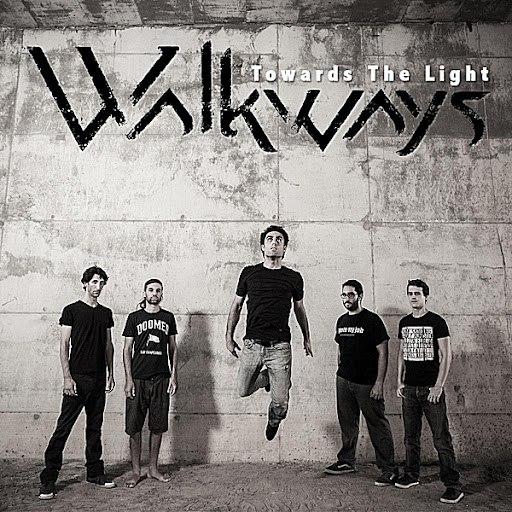 Walkways альбом Towards the Light