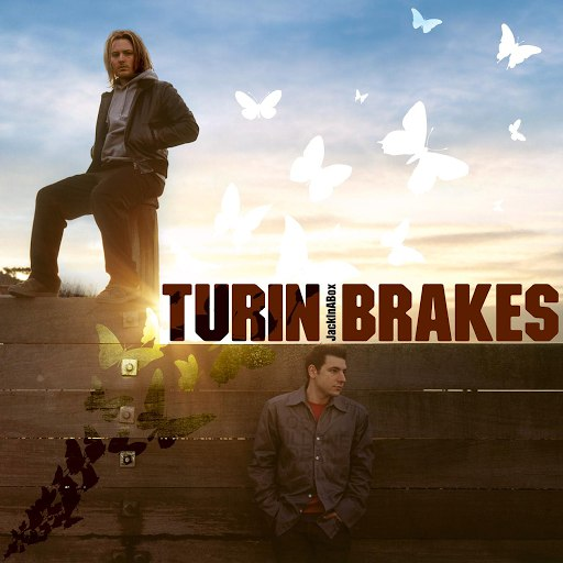 Turin Brakes альбом JackInABox