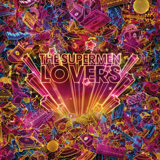The Supermen Lovers альбом Between the Ages