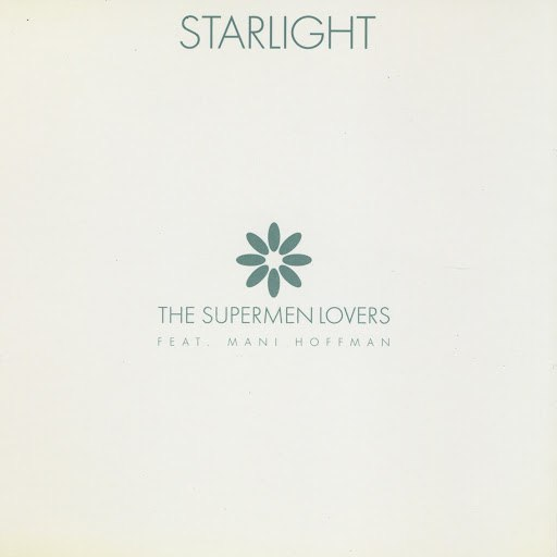 The Supermen Lovers альбом Starlight - EP