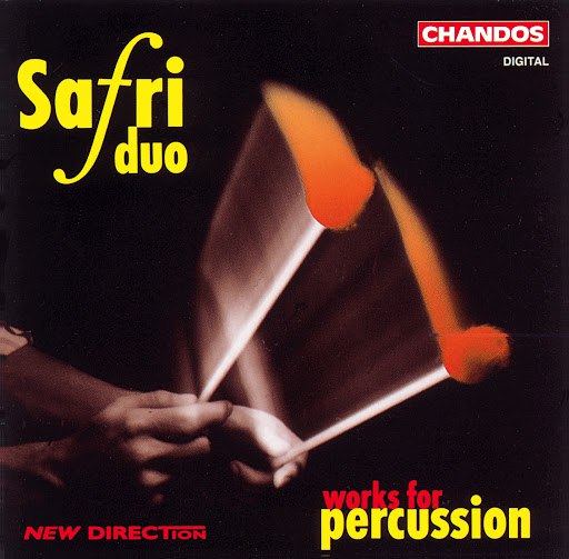Safri Duo альбом Koppel / Fuzzy / Norgard / Pape / Miki: Works for Percussion