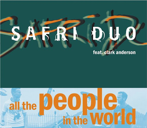 Safri Duo альбом All The People In The World (4-tracks)