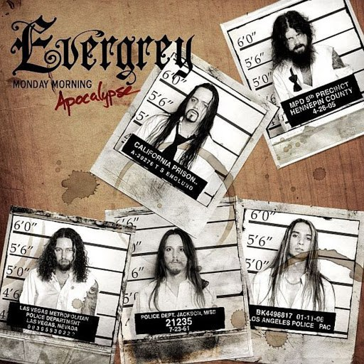 Evergrey альбом Monday Morning Apocalypse