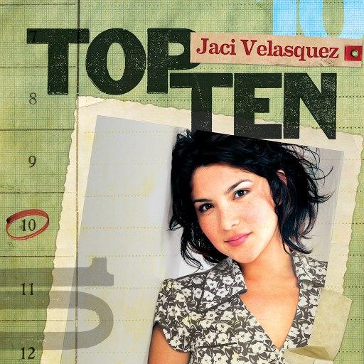 Jaci Velasquez альбом Top Ten