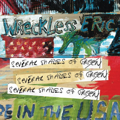 Wreckless Eric альбом Several Shades of Green