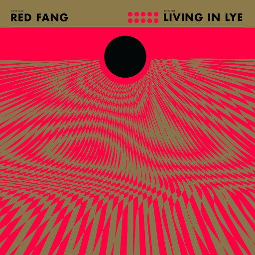Red Fang альбом Living in Lye