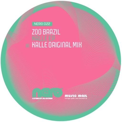 Zoo Brazil альбом Kalle EP - EP