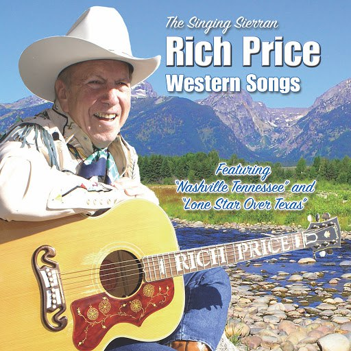 Rich Price альбом Western Songs