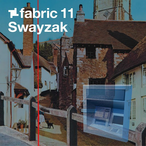 Swayzak альбом fabric 11: Swayzak