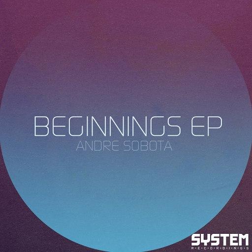 Andre Sobota альбом Beginnings EP
