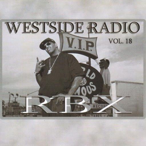 RBX альбом Westside Radio Vol.18