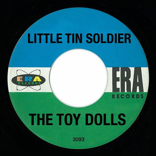The Toy Dolls альбом Little Tin Soldier