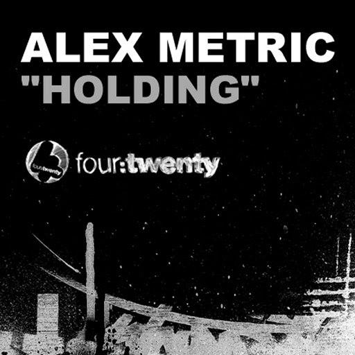 Alex Metric альбом Holding
