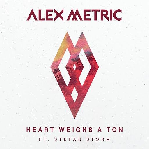 Alex Metric альбом Heart Weighs A Ton (feat. Stefan Storm)