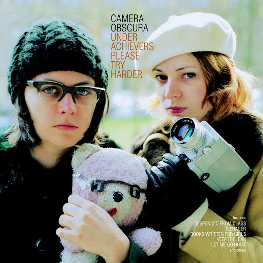 Camera Obscura альбом Underachievers Please Try Harder