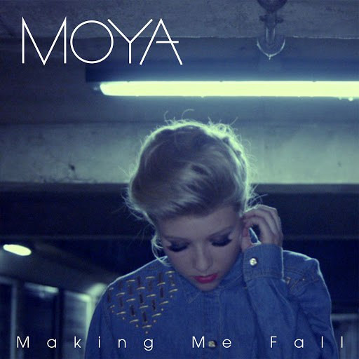 Moya альбом Making Me Fall