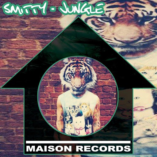 Smitty альбом Jungle