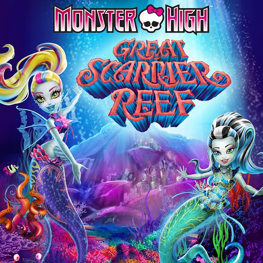 Monster High альбом Get Into the Swim