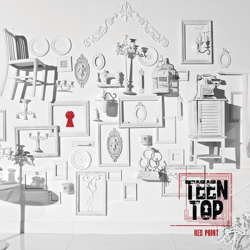 TEEN TOP альбом RED POINT