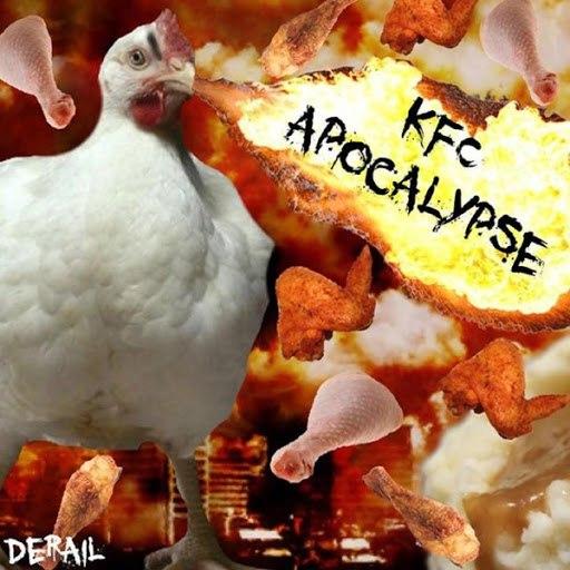 Derail альбом KFC Apocalypse
