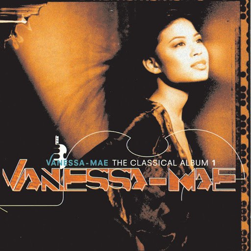 Vanessa-Mae альбом The Classical Album