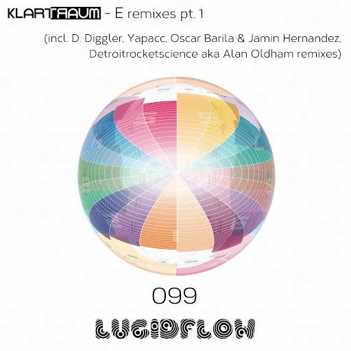 Klartraum альбом E Remixes, Pt. 1 - EP