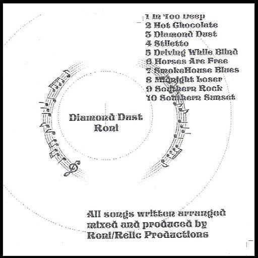 RONI альбом Diamond Dust