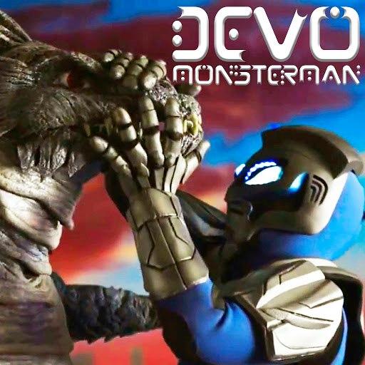 Devo альбом Monsterman