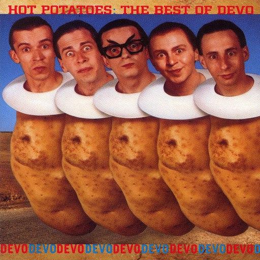 Devo альбом Hot Potatoes: The Best Of Devo