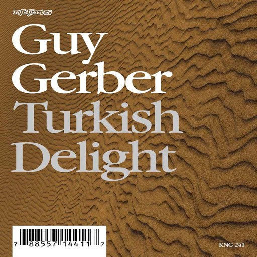 Guy Gerber альбом Turkish Delight