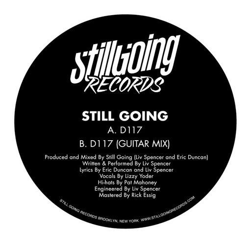 Альбом Still Going D117