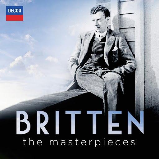 Benjamin Britten альбом Britten - The Masterpieces