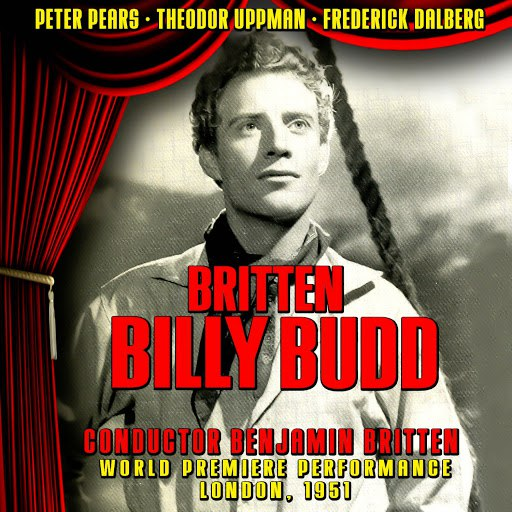 Benjamin Britten альбом Billy Budd