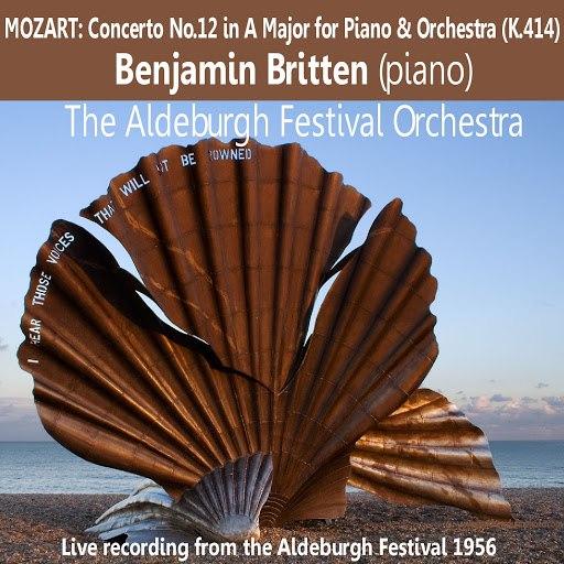 Benjamin Britten альбом Mozart: Concerto No. 12 in A Major for Piano and Orchestra, K. 414