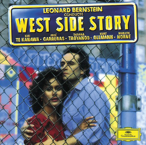 Leonard Bernstein альбом Bernstein: West Side Story (Simplified Metadata)