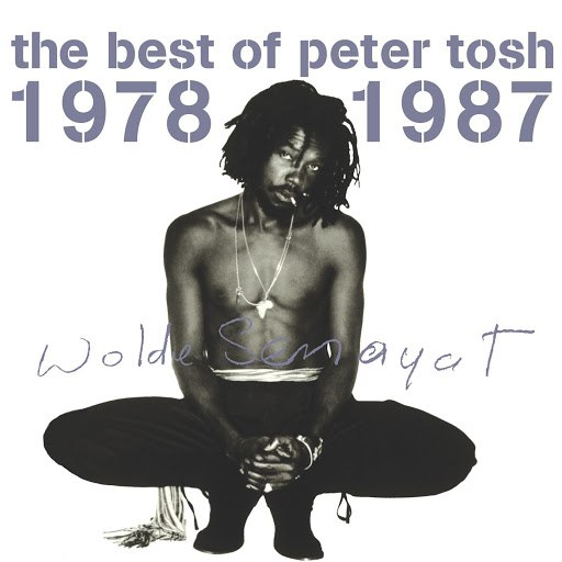 Peter Tosh альбом The Best Of Peter Tosh 1978-1987