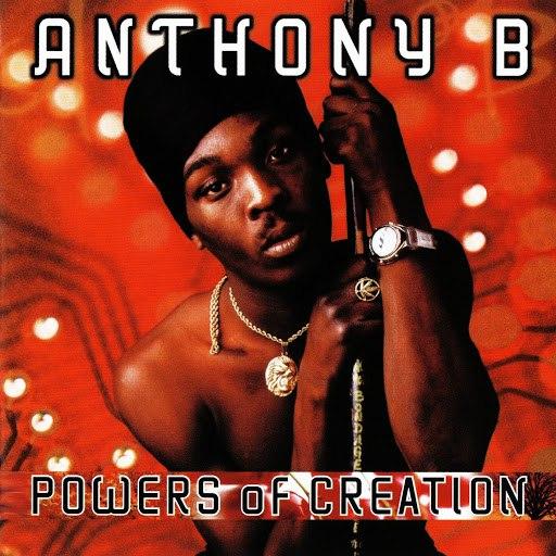 Anthony B альбом Powers of Creation