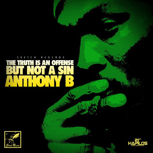 Anthony B альбом The Truth Is An Offense (But Not a Sin) - EP