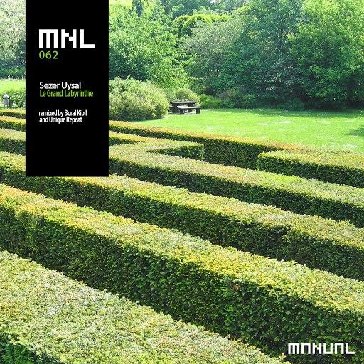 Sezer Uysal альбом Le Grand Labyrinthe Remixed