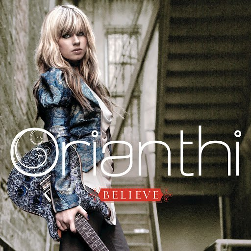 Orianthi альбом Believe