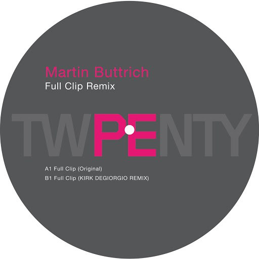 Martin Buttrich альбом Full Clip