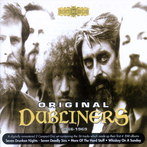 The Dubliners альбом Original Dubliners