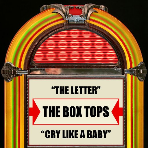 The Box Tops альбом The Letter / Cry Like A Baby