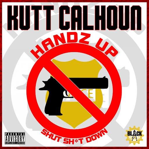 Kutt Calhoun альбом Handz Up
