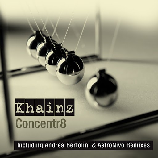 Khainz альбом Concentr8