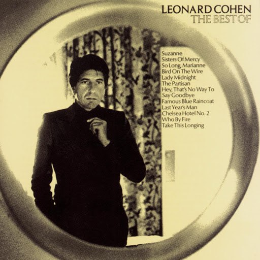 Leonard Cohen альбом The Best Of Leonard Cohen